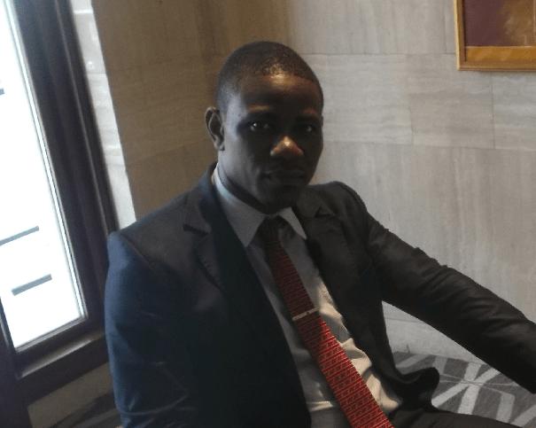 ph - Clément Martial Owona Ndougou